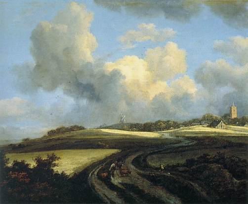 road-through-corn-fields-near-the-zuider-zee-1662